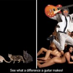 Add a guitar