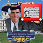 Facebook Fun with Mitt Romney