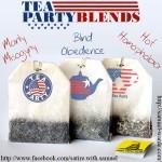 Tea Party Blends