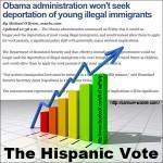 Obama and the Hispanic vote