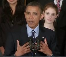 President Obama Speaks on Student Loan Interest Rates