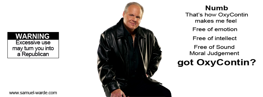 Rush Limbaugh – P.S. I Don't Love You