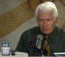 Bryan Fischer and the AFA: A portrait of hatred