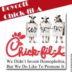 Boycott Chick-Fil-A