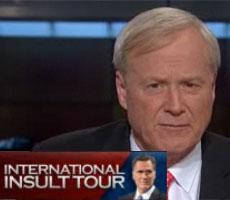 Romney's international missteps