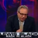 Lewis Black Campaign lies