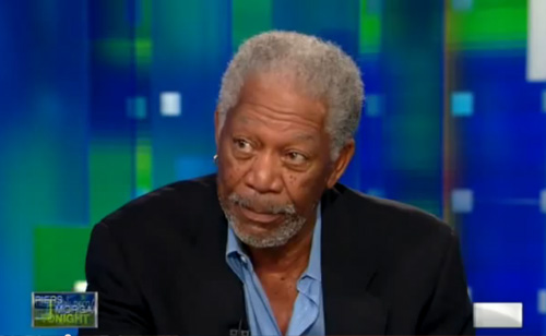 That Time Morgan Freeman Blasted The Tea Party – Video