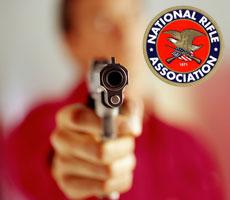 NRA threatens Senators supporting  financial disclosure