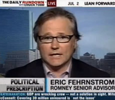 VIDEO: Top Romney Advisor: Romney does not believe the individual mandate is a tax
