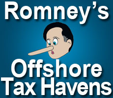 Video: Romney's Offshore Tax Havens