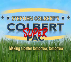 Stephen Colbert's Super PAC Ad – Attack in B Minor for Strings