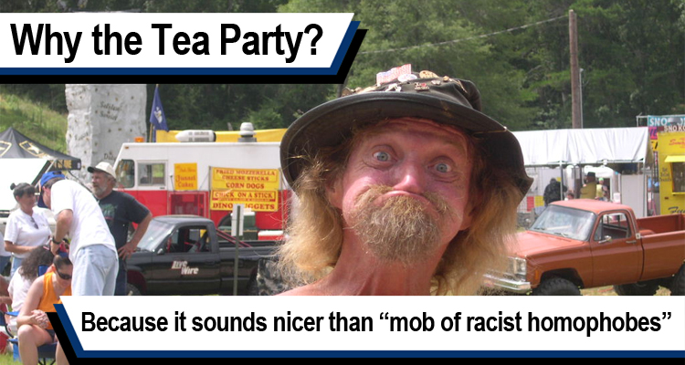 50 Hilarious Tea Party Slogans You Should Share