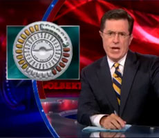 Colbert on the Birth Control Mandate