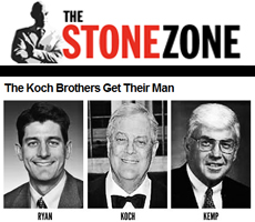 Did the Koch Brothers buy the Ryan Nomination?