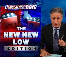 Jon Stewart – new low in conservative hypocrisy