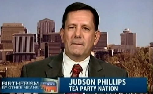 MSNBC Host Annihilates Tea Party Leader Judson Phillips (VIDEO)