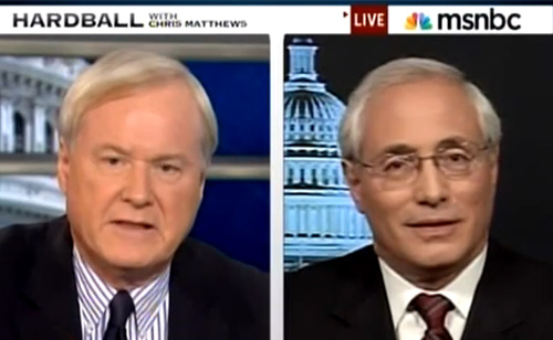 Chris Matthews Eviscerates Tea Party Express Founder – VIDEO
