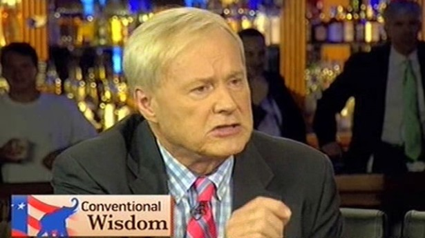 Chris Matthews goes ballistic on GOP chief over 'race card'