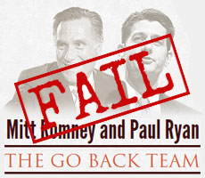 Paul Ryan – 6 reasons not to vote for Romney
