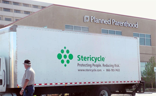 Romney invested in medical waste company that disposes aborted fetuses