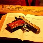 55% of Tea Party Wants Guns in Church