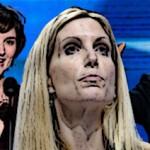 Ann Coulter Twitter assault on DNC