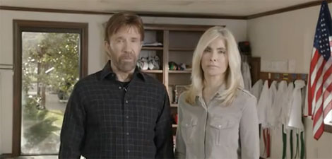 "Chuck Norris – Obama win would bring ""1000 years of darkness"""