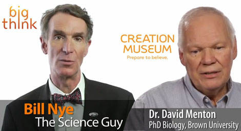Creationists hit back at Bill Nye – The Science Guy