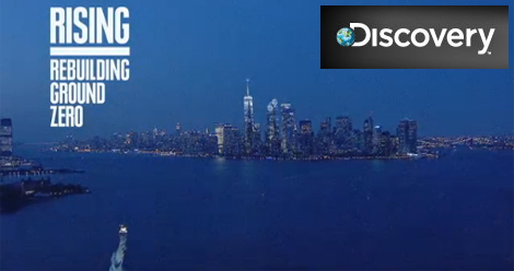 Discovery Channel Rising Rebuilding Ground Zero