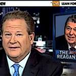 Ed Schultz the Buffet Reagan Rule