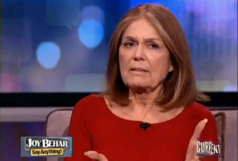 Gloria Steinem: Women didn't leave the Republican Party, 'the party left them'