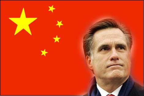 Mitt Romney Divests in China