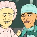 Obama aborts abortion