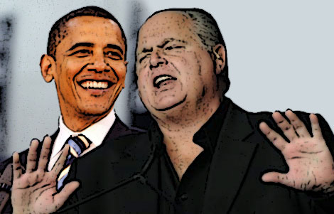 "Rush Limbaugh: Obama not ""authentically black"""