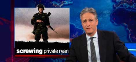 Screwing Private Ryan
