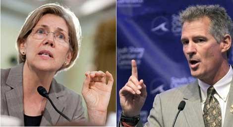 The Massachusetts Senate race gets racist