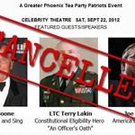 Tea Party Patriots Arizona Fail