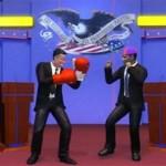 Animation - Obama-Romney presidential debate