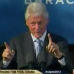 Bill Clinton on the Real Mitt Romney