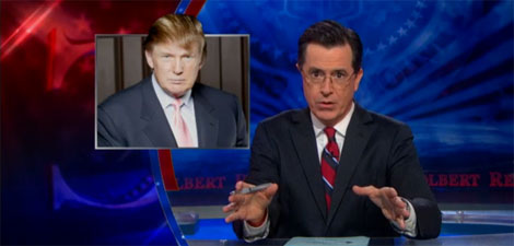 Colbert makes an offer to Trump that is PURE GOLD