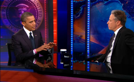 Exclusive – Barack Obama Extended Interview pt. 2