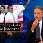 Jon Stewart - Vague Against the Machine
