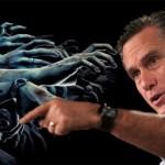 Mitt Romney's Zombie Apocalypse