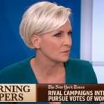 Morning Joe - Romney lied about binder