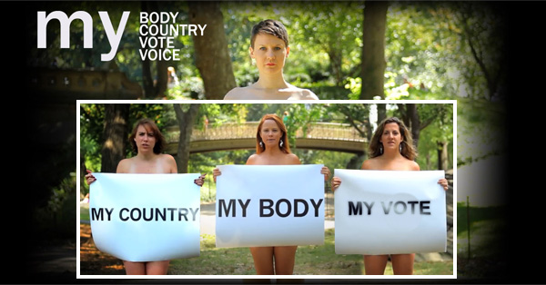 My Body – My Country – My Vote (VIDEO)