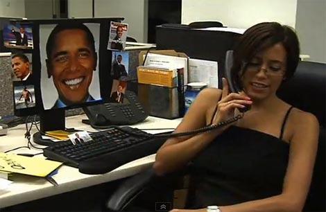 Obama Girl (VIDEO)