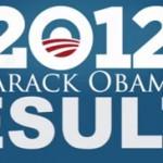 Results: Obama 2012