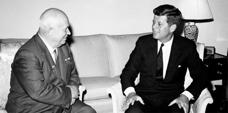 The Cuban Missile Crisis – 50 Years Later