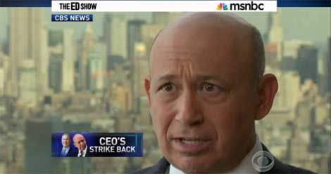 Corporate CEOs launch attack on middle class entitlements