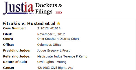 BREAKING: Lawsuit Filed In Ohio Over Alleged Software That Could Alter Votes